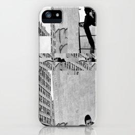 Urban Plate iPhone Case