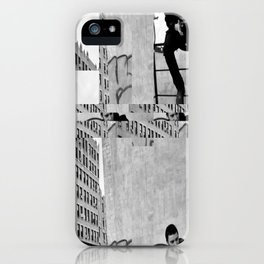 Urban Plate iPhone Case