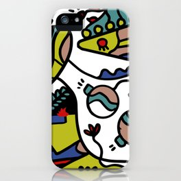 The Sock iPhone Case