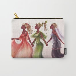 Horae/Las Horas Carry-All Pouch