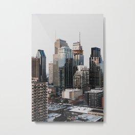 Montreal, Canada Metal Print