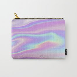 Holographic Abstract  Carry-All Pouch