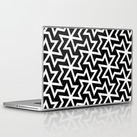 arabic Laptop & iPad Skins featuring Arabic by Patterns and Textures