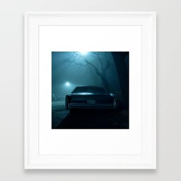 Roland Avenue Framed Art Print