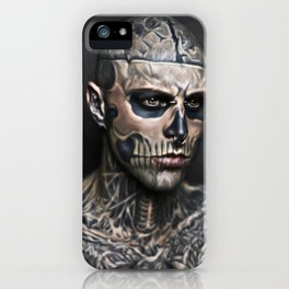 Zombieboy iPhone Case