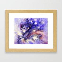Twilight Brew Framed Art Print