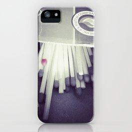 Lit iPhone Case