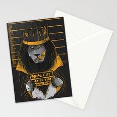 Royal Mugshot Stationery Cards