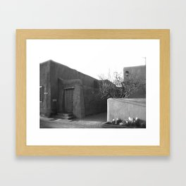 SOMEWHERE WITHIN Framed Art Print