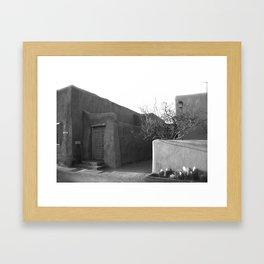 SOMEWHERE WITHIN Framed Art Print