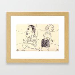 20090924 _1 Framed Art Print