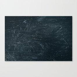 Wooden Dark Canvas Print