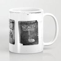 alchemy Mugs featuring Alchemy by Mutt Ink