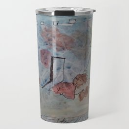 Phantasie Architektur Travel Mug