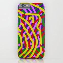 pastelo 3 iPhone Case