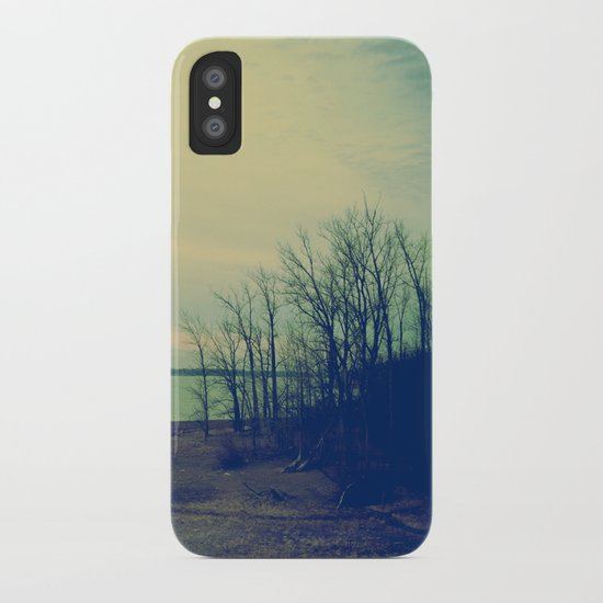 Water Color Memories iPhone Case