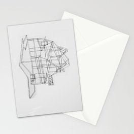 Nug arch Stationery Cards
