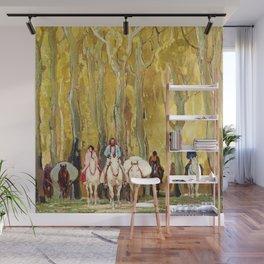 """Glorietta"" by W Herbert Dunton Wall Mural"