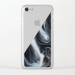 Gravity I Clear iPhone Case