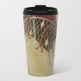 Koi Shark Fin 02 Travel Mug