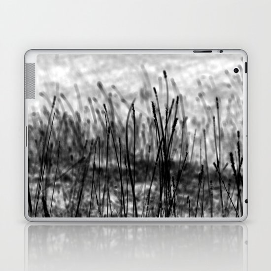 Walking in Shades of Gray Laptop & iPad Skin