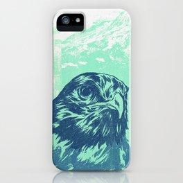 Go Hawks iPhone Case