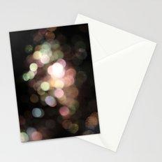 Bubbly Bokeh Stationery Cards
