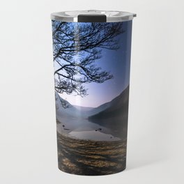 Night sky in Glendalough, Wicklow Mountains - Ireland Print (RR 266) Travel Mug