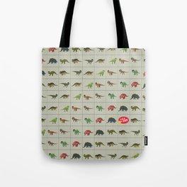 Dinorockers Tote Bag