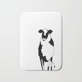 The Cow Bath Mat