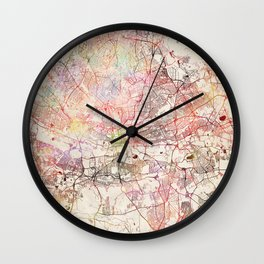 Johannesburg Wall Clock