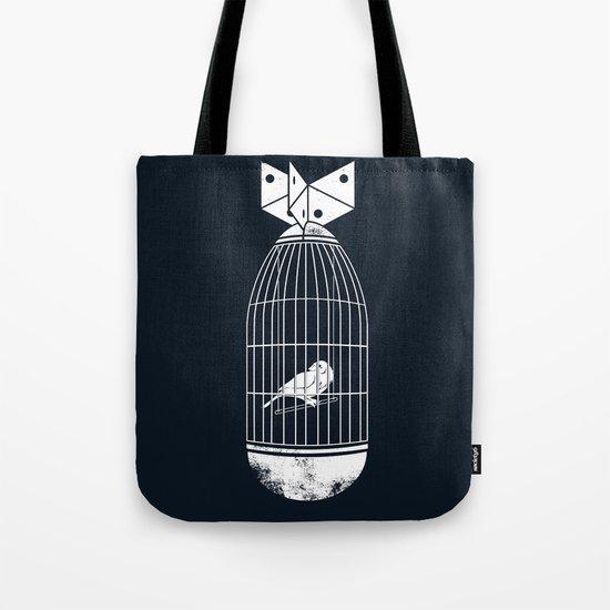 war prisoner Tote Bag