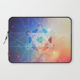 Box of the Universe Laptop Sleeve
