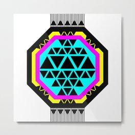 ::: Octagonal ::: Metal Print