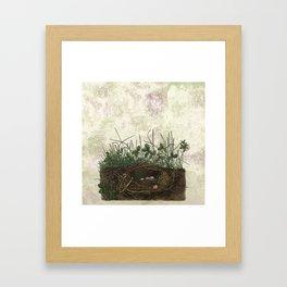 Oh! Mrs Jones! Framed Art Print