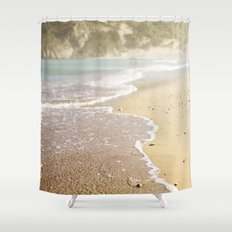 Summer is here Shower Curtain