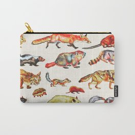 Critters Carry-All Pouch
