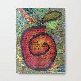 Flemish Apple Metal Print