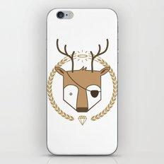 Mr. Deer iPhone & iPod Skin