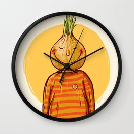 I'm alive Wall Clock