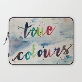 True colors Laptop Sleeve