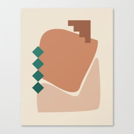 // Shape study #22 Canvas Print