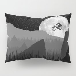 MTB Moon Pillow Sham