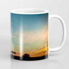Galpin Church, Montana Prairie Coffee Mug