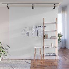 Hello Hygge Wall Mural