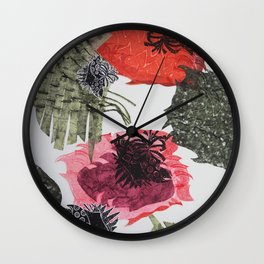 Carbonation Collection: romance Wall Clock