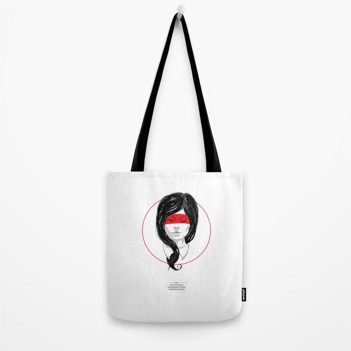 Whispers & Tongue Tote Bag
