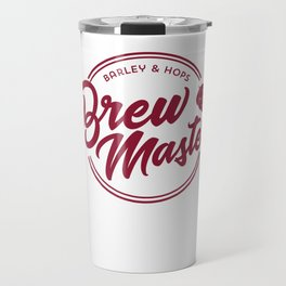 Funny Brew Master product | IPA Craft Beer Home Brewing Travel Mug