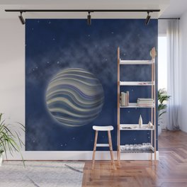 Planets Wall Mural