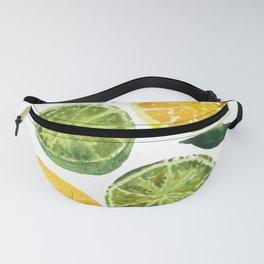 Lemons & Limes Fanny Pack